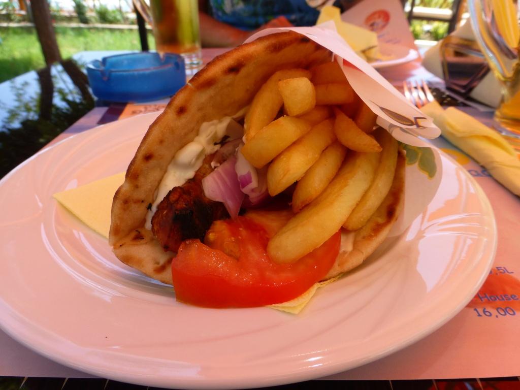 Greece, the Island of Thassos, Golden Beach walk 78310