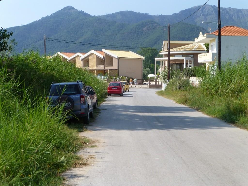 Greece, Island of Thassos, Golden Bay, 2013 80610