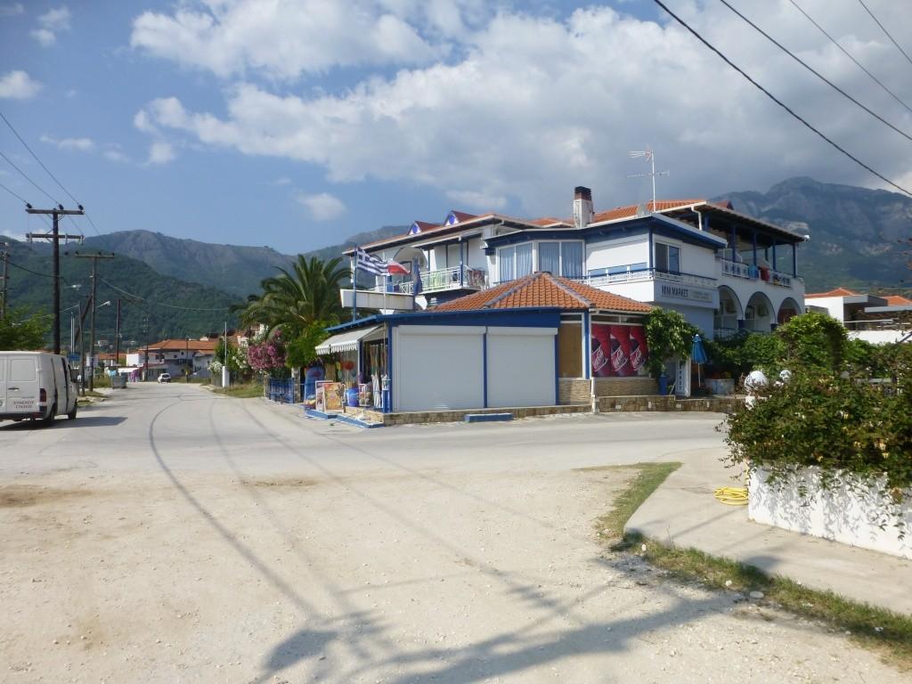 Greece, Island of Thassos, Golden Bay, 2013 81610