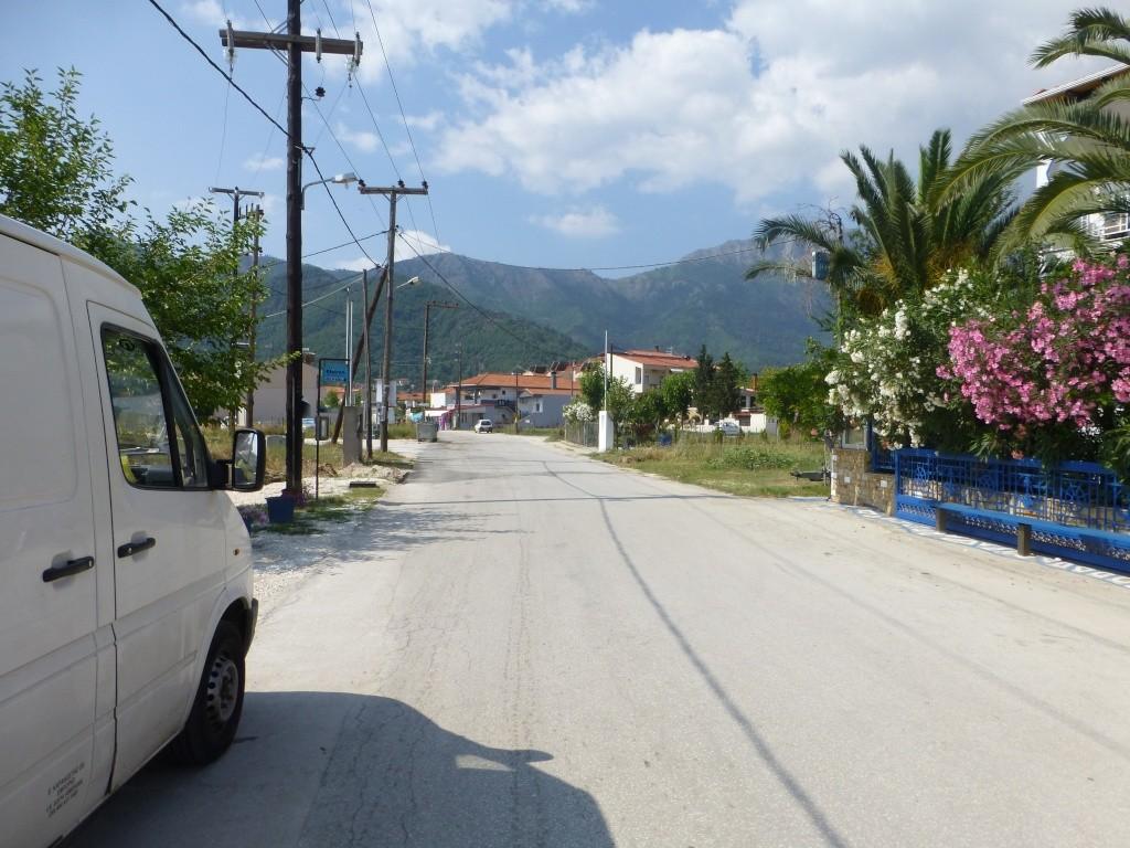 Greece, Island of Thassos, Golden Bay, 2013 82110