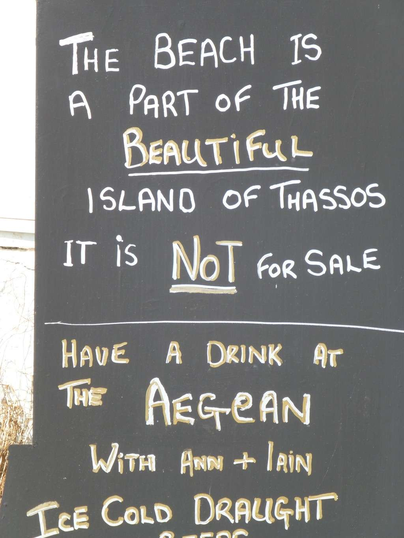 Greece, Island of Thassos, Golden Bay, 2013 82411