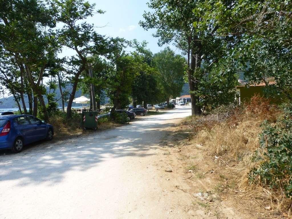 Greece, Island of Thassos, Golden Bay, 2013 82610