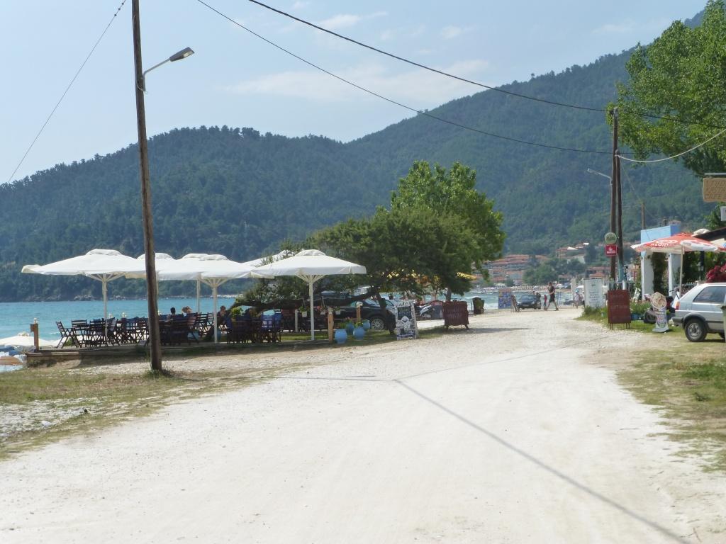 Greece, Island of Thassos, Golden Bay, 2013 82910