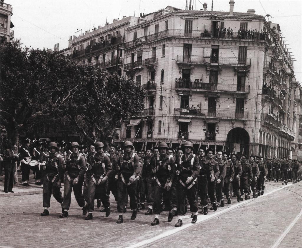 LES INSIGNES DU BATAILLON DE CHOC 1943/1963. - Page 3 1errgt10