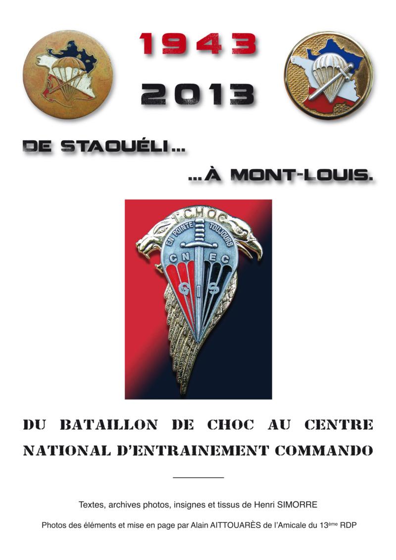 DE STAOUELI à MONT-LOUIS  1943-2013.... 313