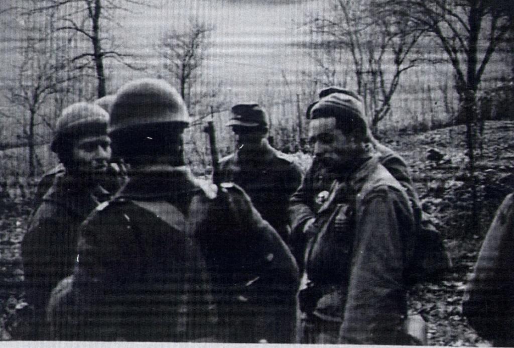 Le Bataillon de Choc 1943/1963. Photos. - Page 2 Belfor18
