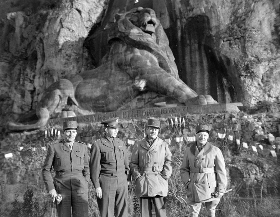 Le Bataillon de Choc 1943/1963. Photos. - Page 2 Belfor22