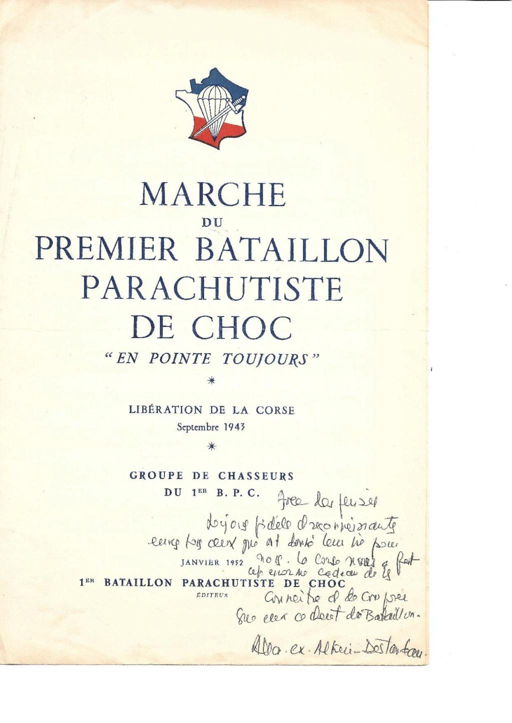 Recherche sur le bataillon de choc arrivé en Corse en 1943 , sous les ordres du commandant l'Herminier  Chant_16