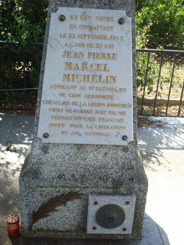 tombes btn-choc carre militaire du cimetière de bastia Conca10