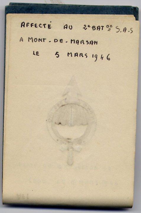 Insigne du 1er Rgt de Parachutistes d'Infanterie de Marine File0045