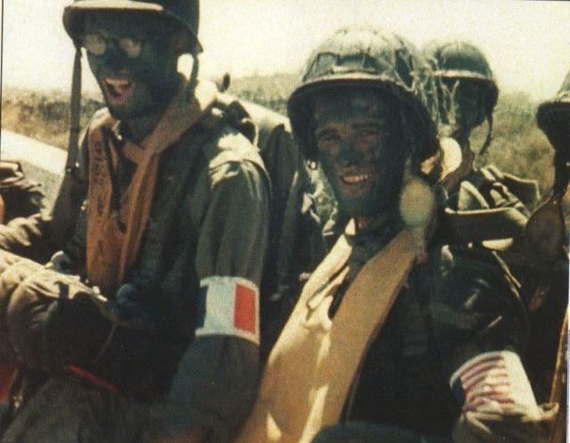 TROUPES AEROPORTEES ET COMMANDOS DURANT LA WW2: 3 LES PARAS ALLIES Franzo12