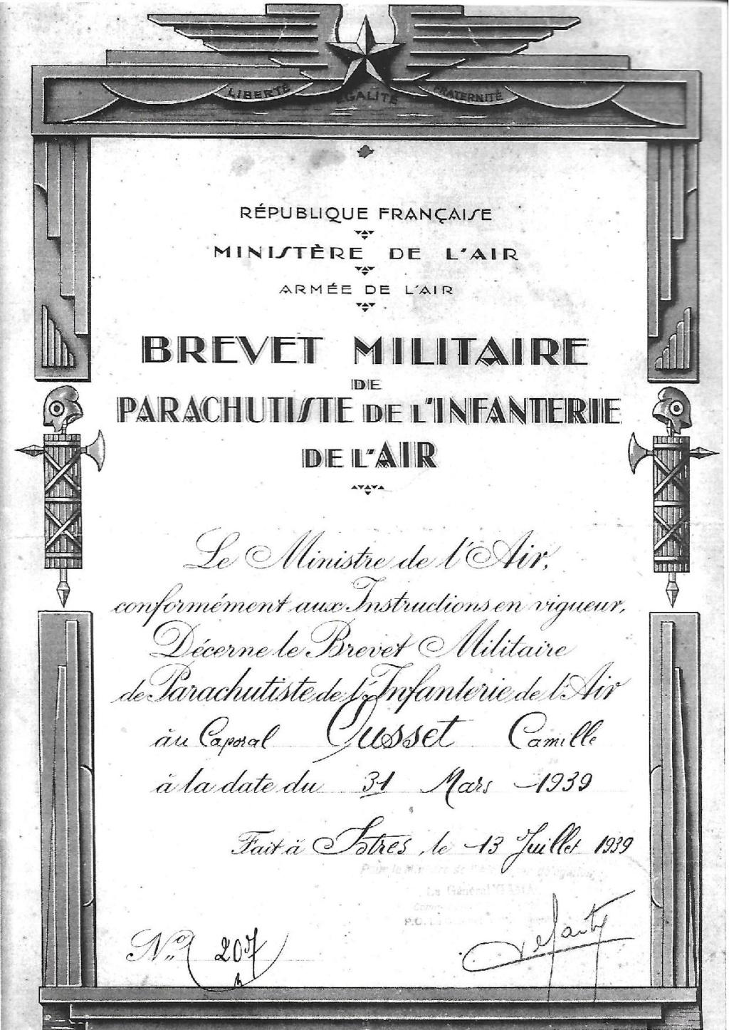BREVET du 31 mars 1939 Ousset10