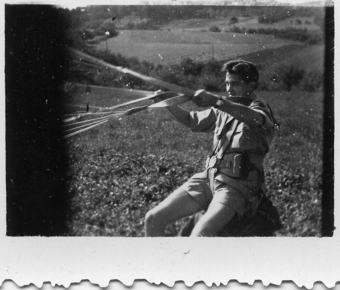 LES INSIGNES DU BATAILLON DE CHOC 1943/1963. - Page 3 Saut_p14