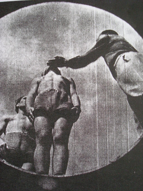 LES INSIGNES DU BATAILLON DE CHOC 1943/1963. - Page 3 Saut_t12