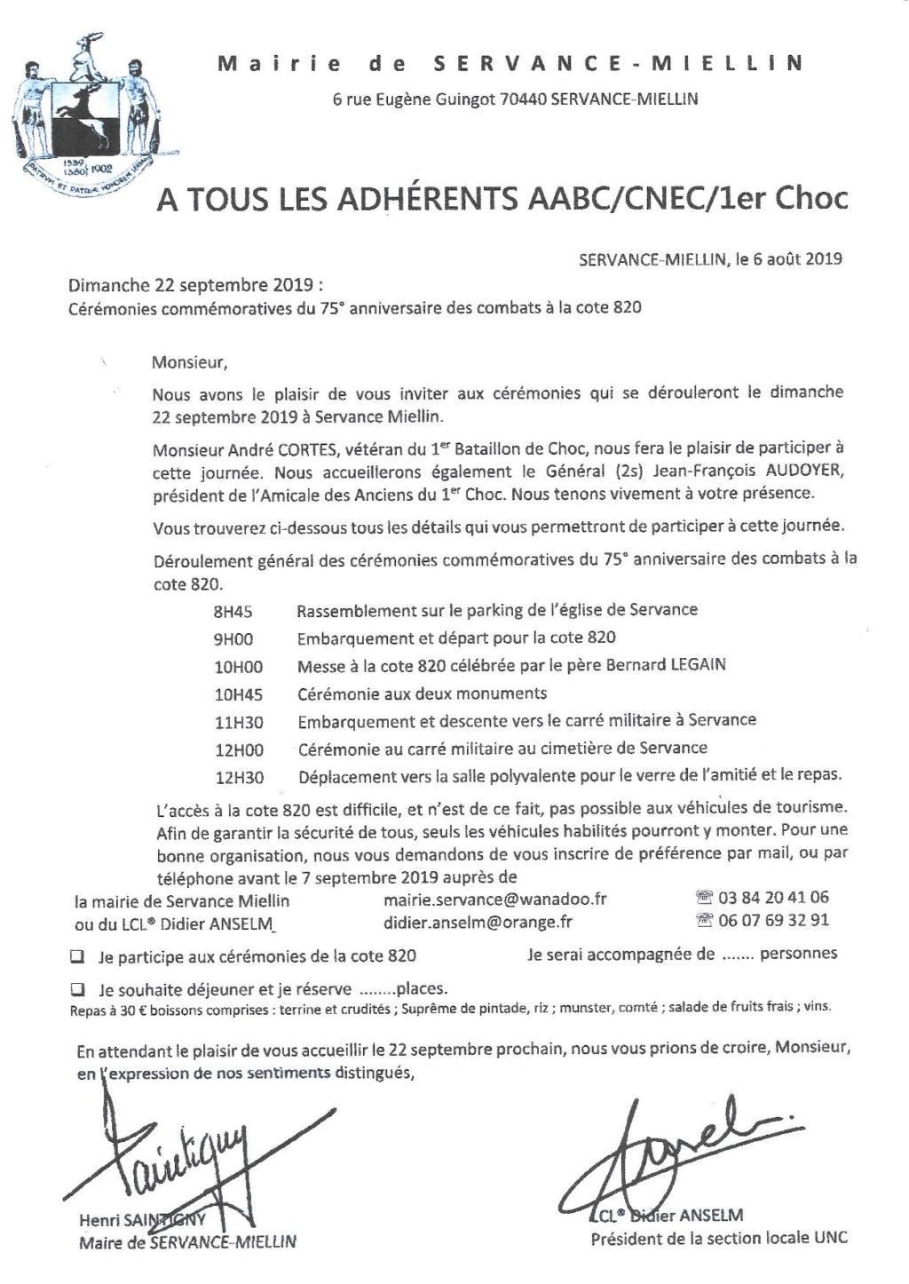 Collectionneur passionné de la bataille des Vosges  - Page 2 Servan19