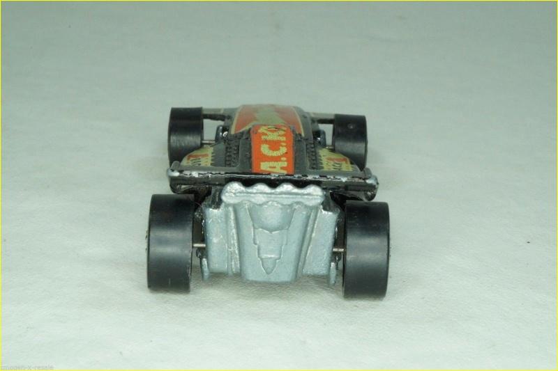 GADGETS: automobilina Formula P.A.C.K. Retro10