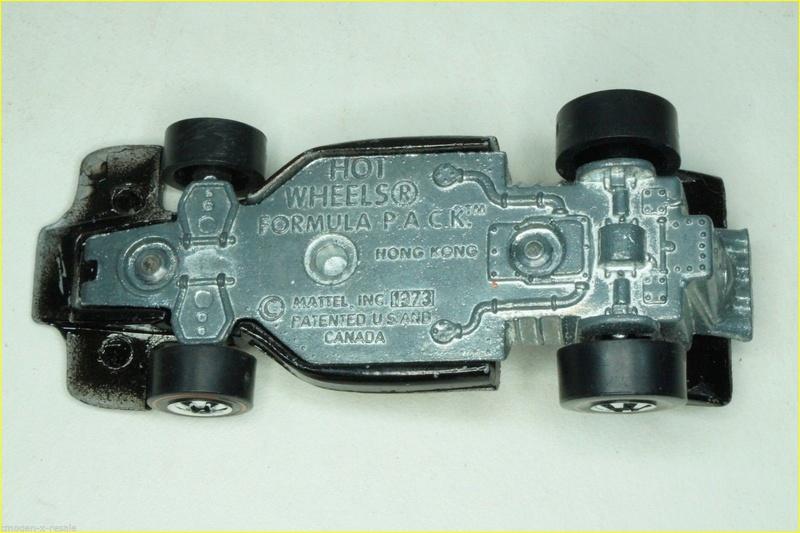 GADGETS: automobilina Formula P.A.C.K. Under10