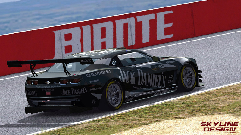 AMS GT3 WORLD CHAMPIONSHIP - RELEASED Kellyr10