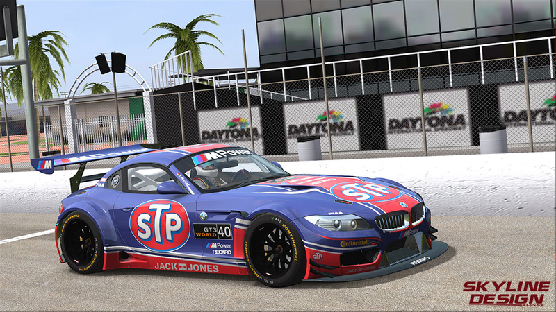 AMS GT3 WORLD CHAMPIONSHIP - RELEASED Stp10