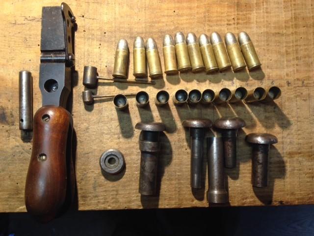 44 russian - rechargement PN avec les outils d'époque 1610