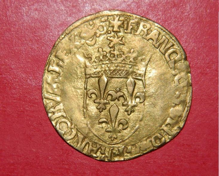 info ecu d'or francois 1er Fr110