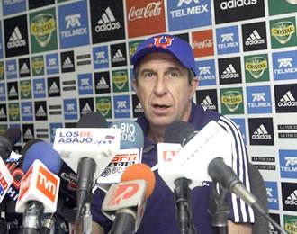 """La """"U"""" practica en el Nacional y Pelusso advierte: """"Queremos ganar el partido"""" F7676110"""