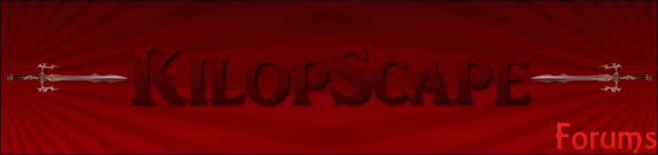 Kilop-Scape Forums