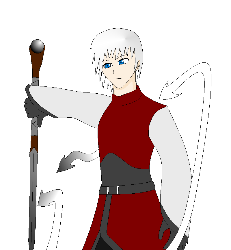Magical Girl Lyrical Nanoha RP Character Sheet Artifi12