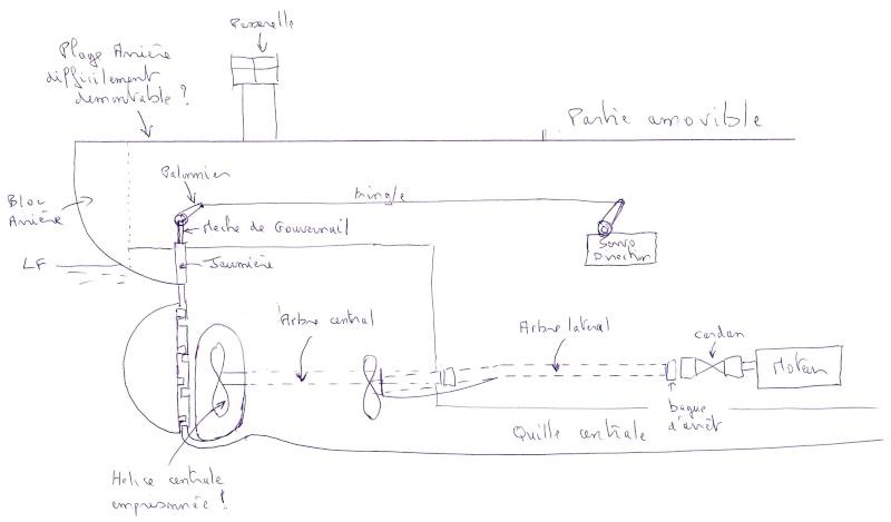 RMS Titanic 1/100  plans MRB - Page 3 Coque_10