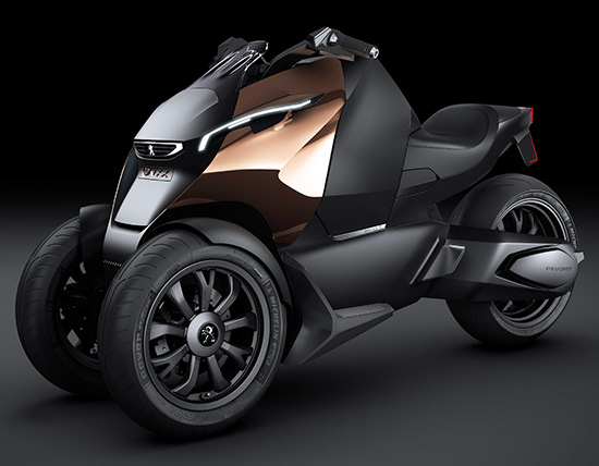 Peugeot Concept Scooter Onyx Concep12