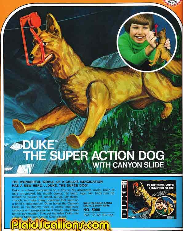 Max le chien bionique Duke110