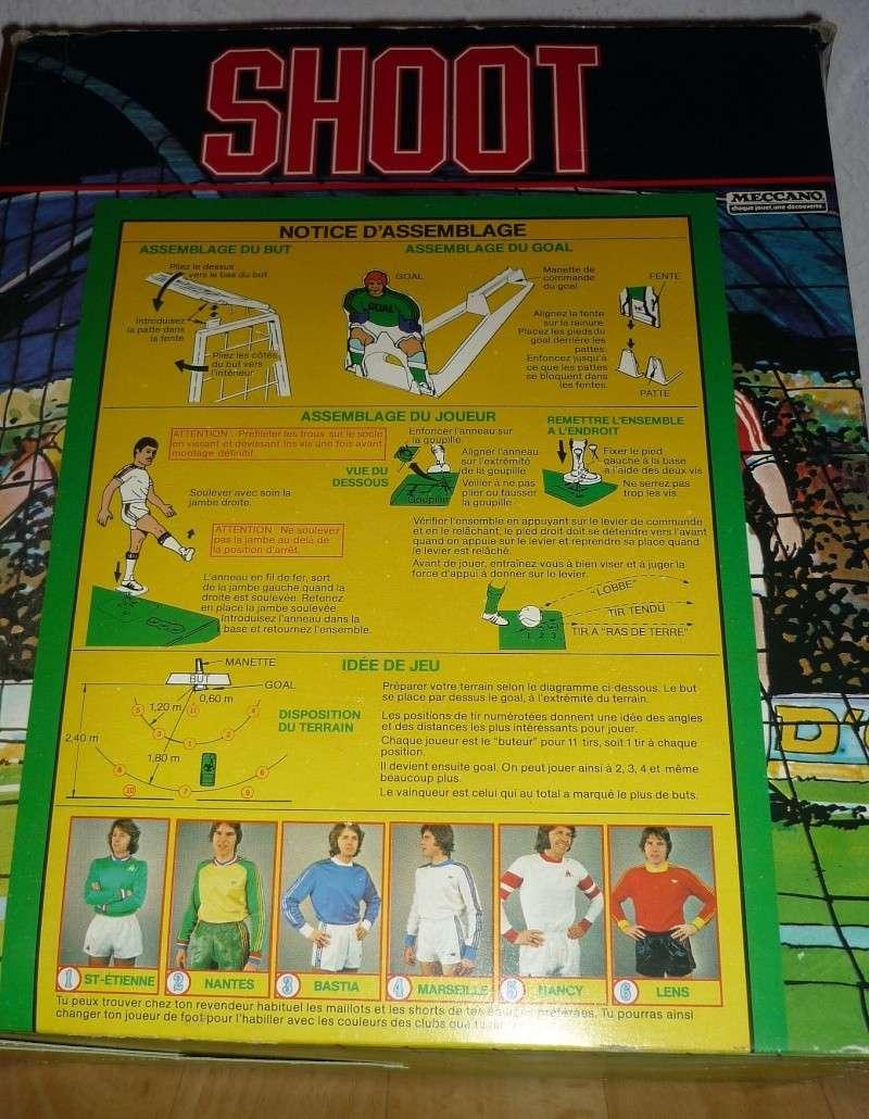 SHOOT - Meccano : le jeu de football P1210922