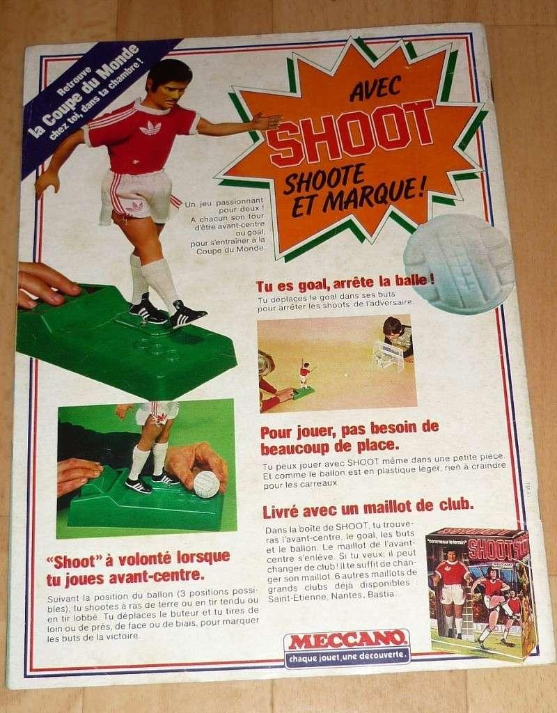 SHOOT - Meccano : le jeu de football P1210928