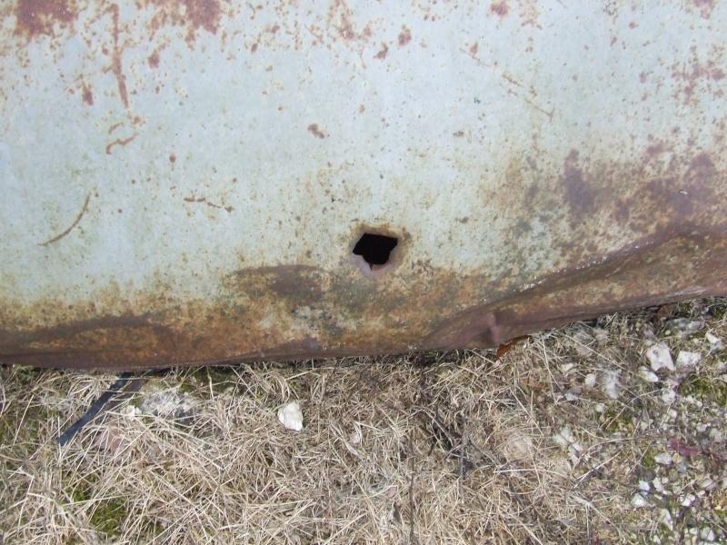 un bout de ferraille dans les bois des Riceys Dscf4711