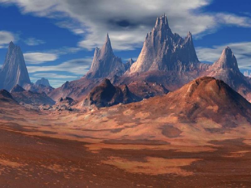 Montanha Myoboku Desert10