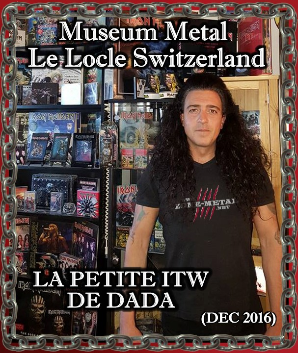 Museum Metal Le Locle Switzerland (L'ITW de Dada - DEC 2016) 18567211