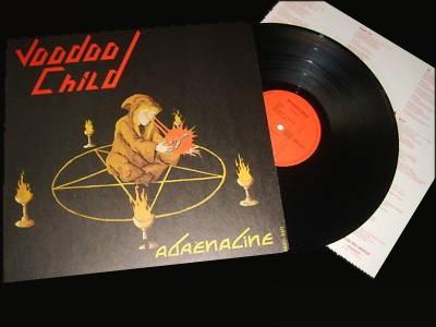 VOODOO CHILD Adrenaline (1985-2015) Ré-édition chez NO REMORSE RECORDS 31021810