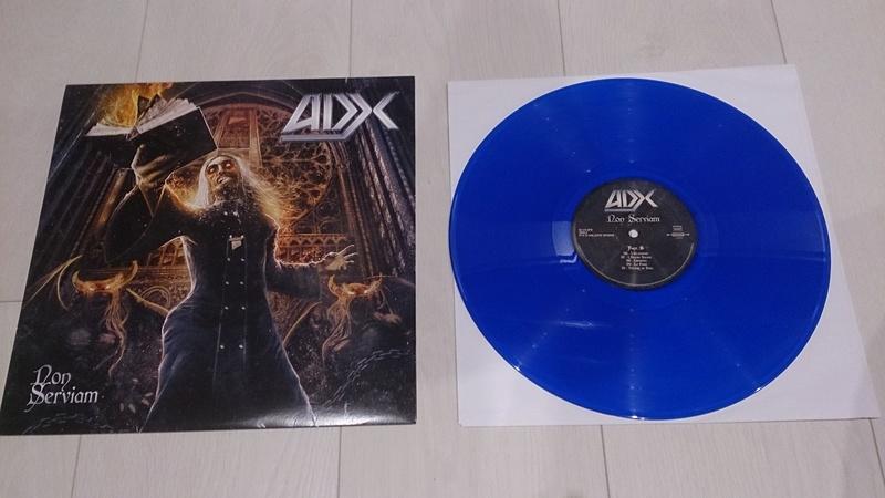 Vous avez des vinyles de couleurs collectors? Adx10