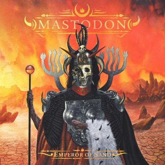 "MASTODON  ""Emperor Of Sand""  (MARS 2017) Masto10"