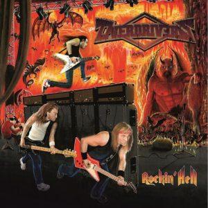 OVERDRIVERS Rockin Hell (2016) Hard-Rock à la AC/DC  Overdr10