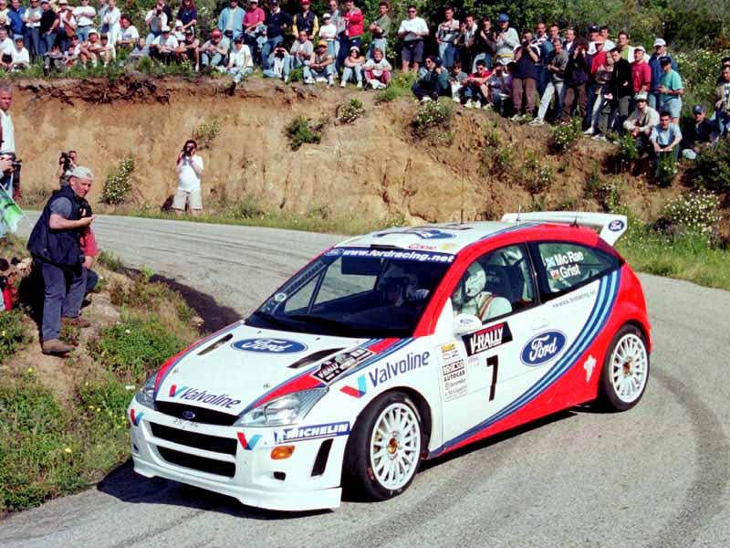 Colin McRae Fordfo10