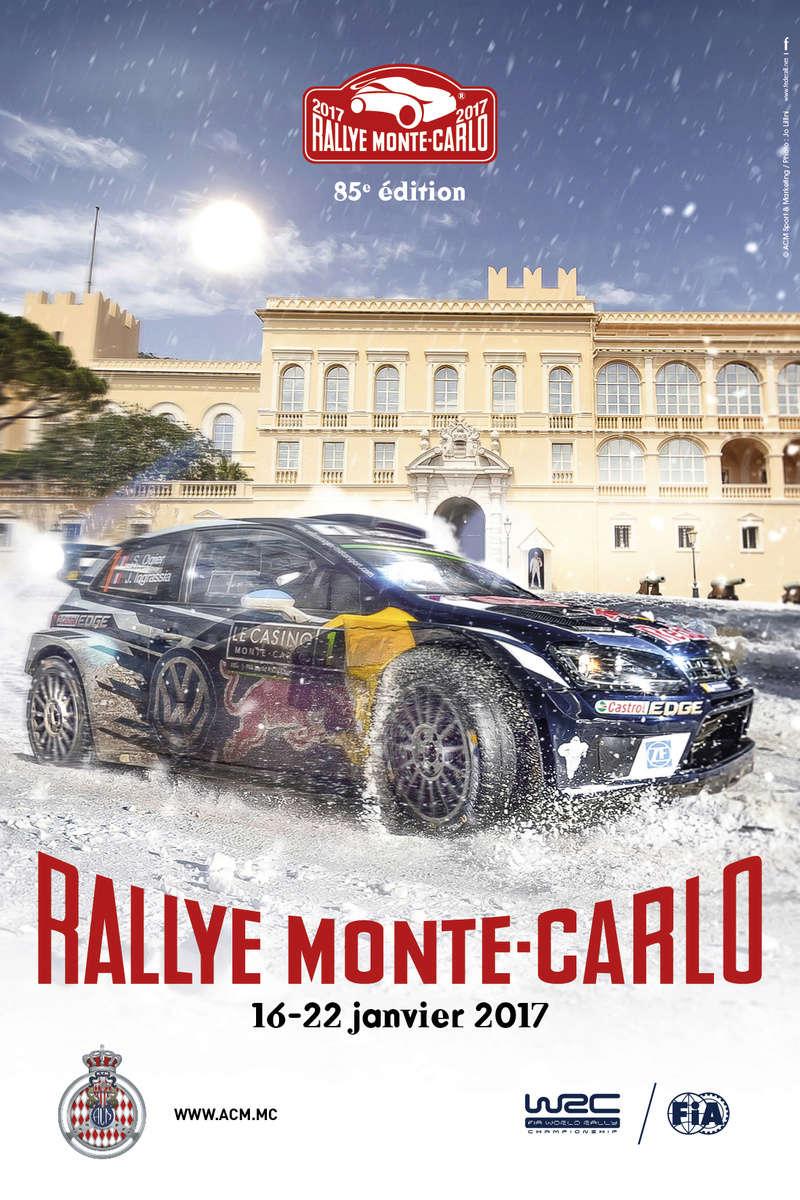 WRC - World Rallye Championship Visuel10