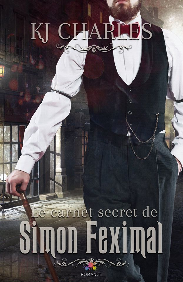 CHARLES K.J. - Le carnet secret de Simon Feximal Kj_cha10