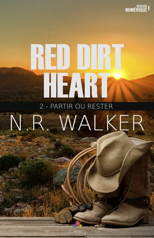 WALKER N.R - RED DIRT HEART - Tome 2 : Partir ou Rester Walker10