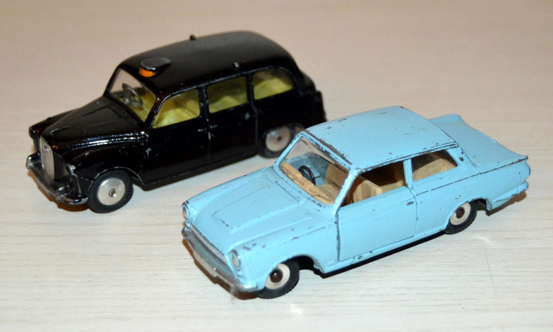 """Falsi"" Miti - Dinky Toys Collection  Dsc_0410"