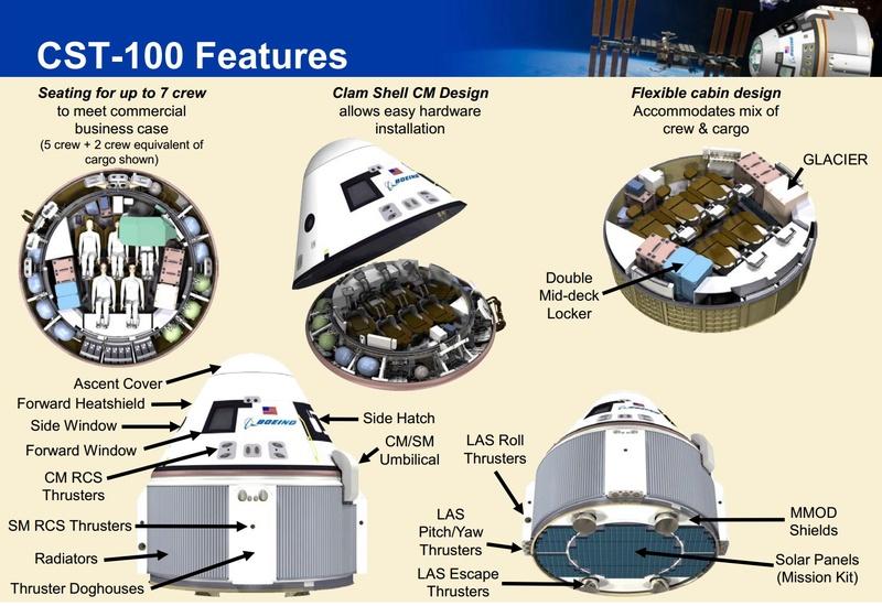 [Boeing] Suivi de la construction du Starliner  (CST-100) et du pas de tir LC-41 - Page 5 Cst10010