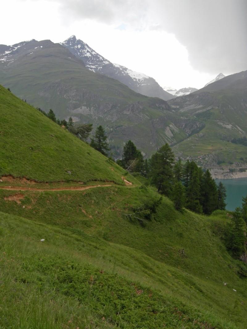 Tignes le Lac -> Tignes les Boisses Dscn9629