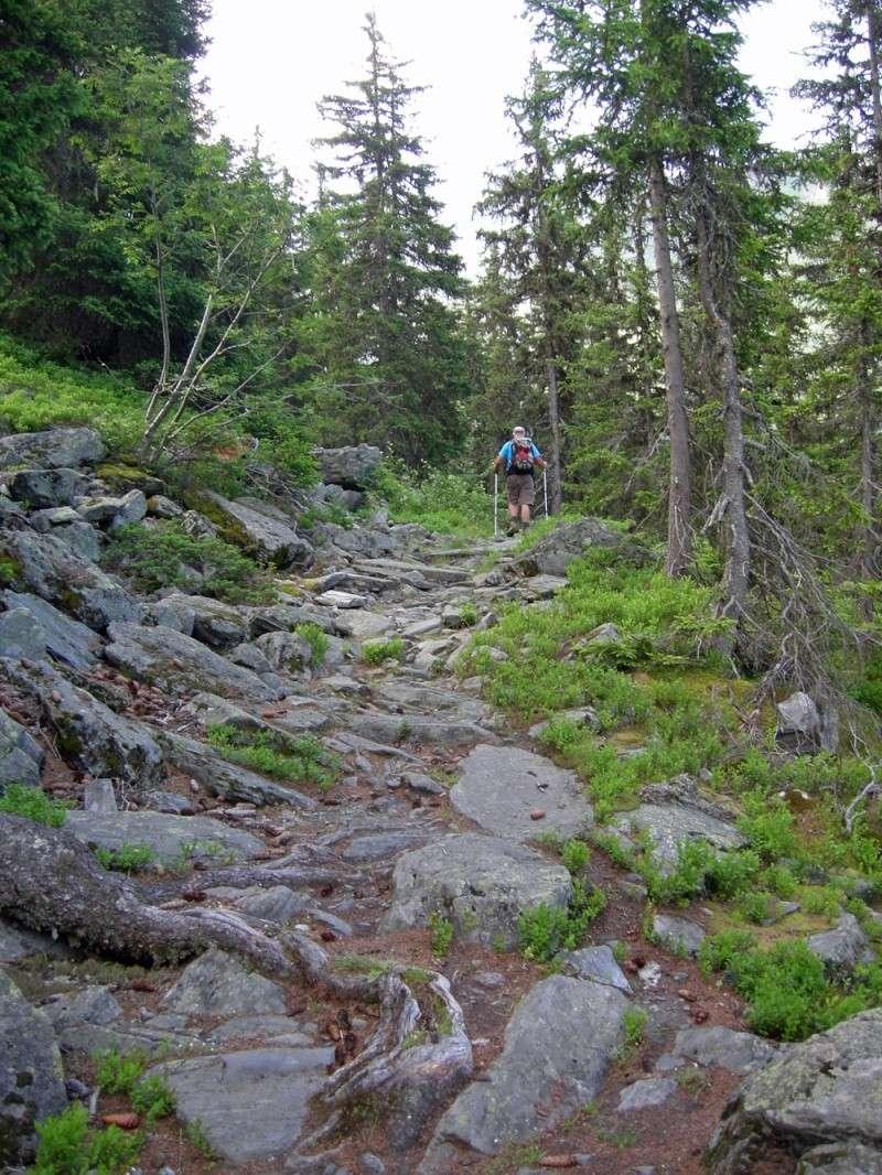 Sainte-Foy - Col du Mont - Col de Montséti Dscn9716