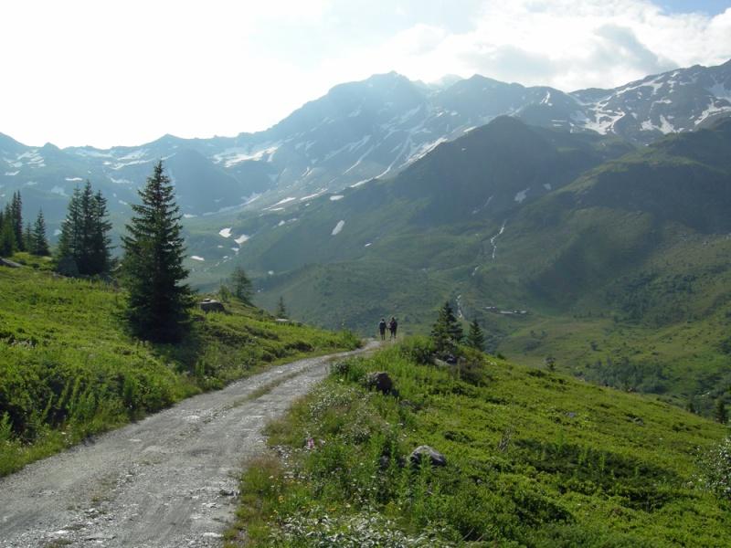 Sainte-Foy - Col du Mont - Col de Montséti Dscn9717