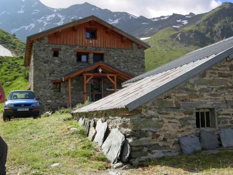 Sainte-Foy - Col du Mont - Col de Montséti Dscn9718